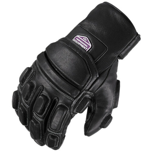 Soft Armor Motorcycle Racing Robot Gloves Leaher Touch Screen Winter Sports Ski