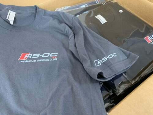 Audi RS-OC T-Shirt RSOC tee shirt