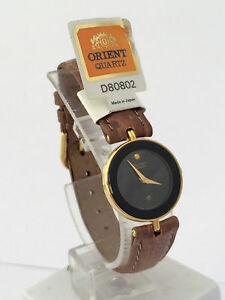 Watches, Parts & Accessories Jewelry & Watches Orient D80802 Orologio Watch Reloj Vintage Original Uhr New Old Stock Or71 Fr Good Taste