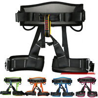 Professional Climbing Belt Safety Mountaineering Industrial Harnesses Protection