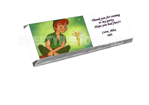 Peter Pan Chocolate Wrappers X16