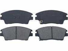 Brake Ceramic Pads Front RH LH Set For Hyundai Elantra Kia Forte Forte5 Soul