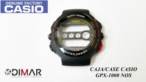 VINTAGE CASE//CAJA  CASIO GPX-1000 NOS