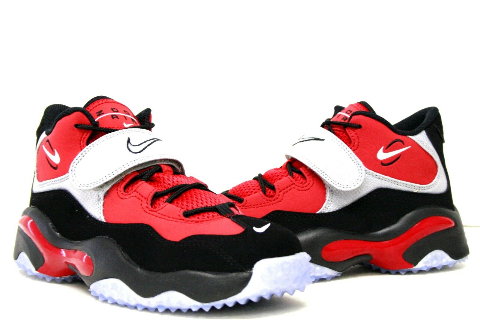Nike Air Zoom Turf (GS) Shoes 643230-600 Youth Size: 4.5-6.5