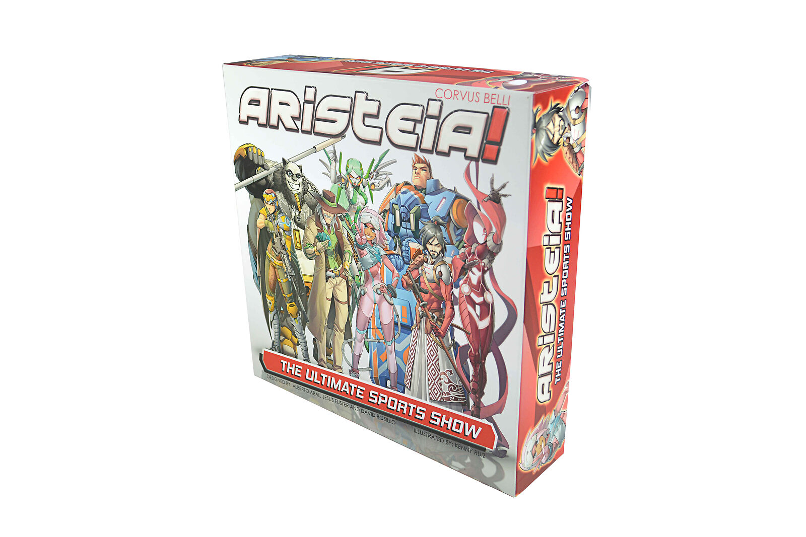 Corvus Belli Infinity Entièrement neuf dans sa boîte aristeia  Core jeu (Fr) cbari 00