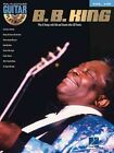 B.b. King Guitar Play-along Gitarre Noten Tab CD