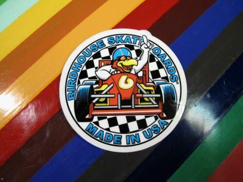 vtg 1990s 2000s Birdhouse skateboard sticker Bucky Lasek and assorted logos