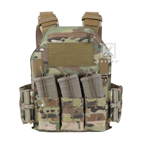 KRYDEX Tactical Quick Release Assembly High Speed Buckle for JPC CPC AVS Vest