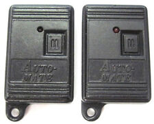 Lot of 2 AutoMate H5LAL777A control transmitter keyless remote clicker keyfob