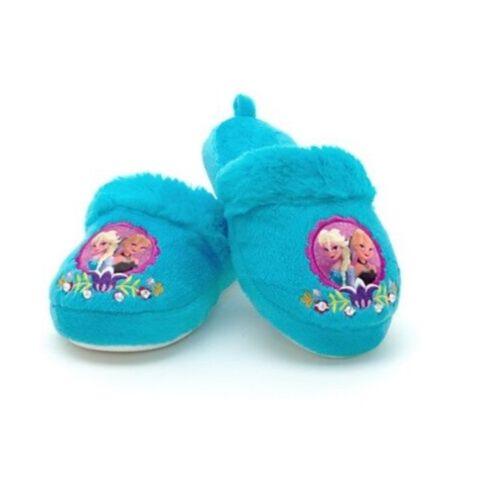 Brand New Genuine Disney Frozen Filles Pantoufles Taille 7-8