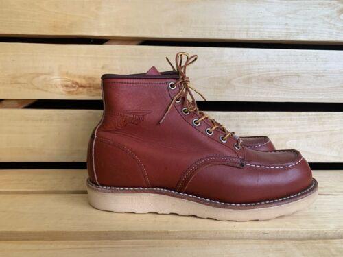 RED WING 8131 Men Shoes Sz. US 7.5 UK 6.5 EU 40 D