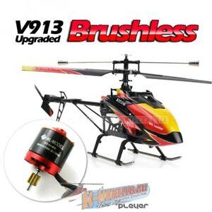 RC-Helicopter-MT400-Baugleich-V913-Pro-2-4-GHz-4CH-Brushless-Hubschrauber