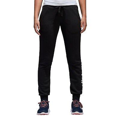 Adidas Women Shorts Training Essentials Linear Logo Pants DU0670 Running
