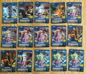 14x-Animal-Kaiser-Miracle-Cards-Evo-2