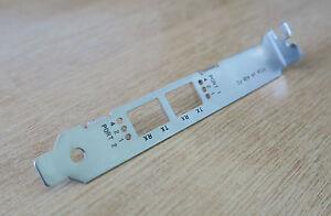 Aimable Sun 240-4903-01 - Board Adaptateur Carte Fibre Plaque De Montage Support 2 Deux Port-afficher Le Titre D'origine