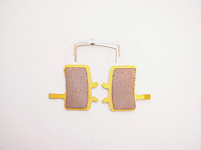 Plaquettes / disc brake pads NHC métallic compatible Avid System Juicy 3/5/7 BB7
