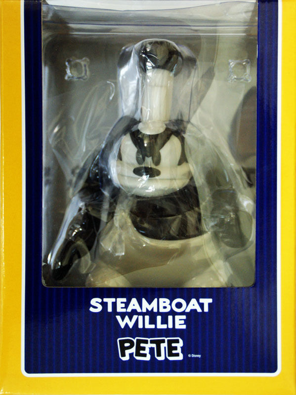 Medicom VCD-173 Steamboat Willie Pete Vinyl Figure
