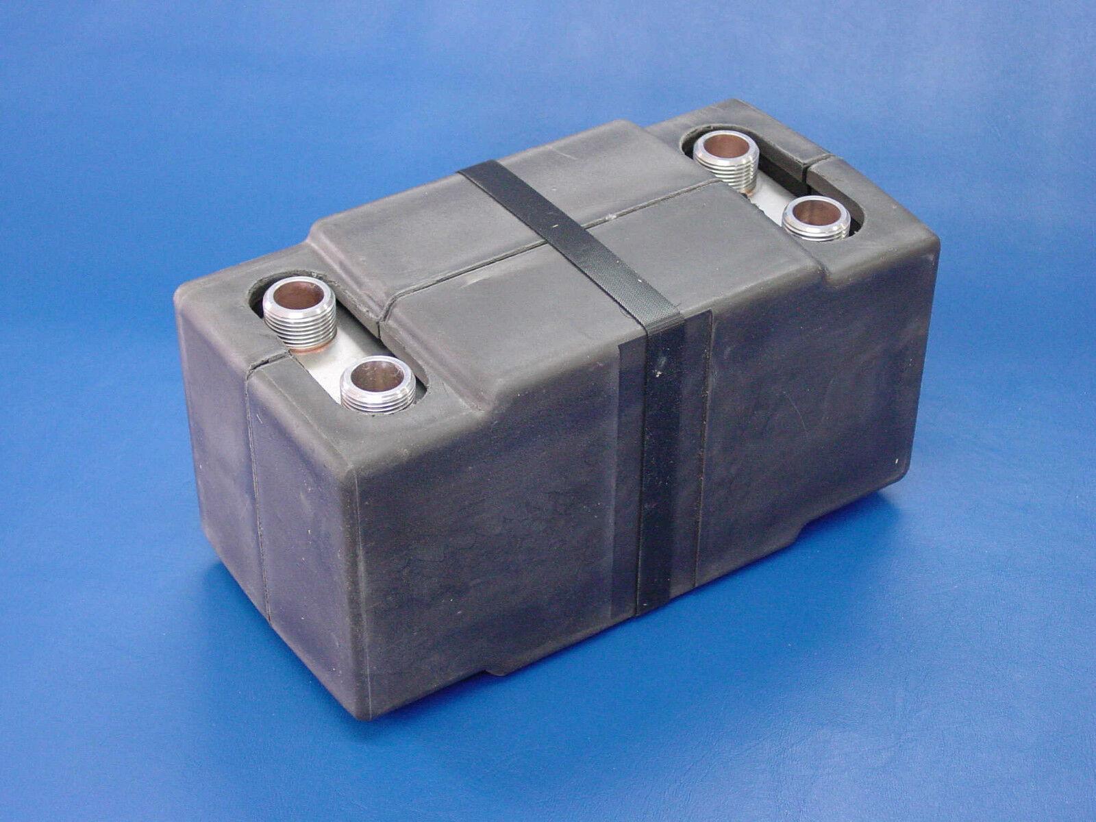 301kW Acier Inox échangeur de Chaleur B3-32A50 Incl.isolierung, Chauffage,