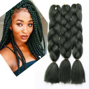 Us 24 Ombre Xpression Jumbo Kanekalon Braiding Hair Extensions Afro