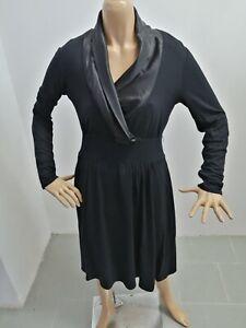 Vestito-MAX-MARA-donna-taglia-size-46-woman-vestitino-corto-seta-P-5973