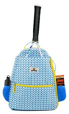 Tennis Racket Backpack for Women Stores 2 Rackets, Balls, and Sports Gear  860002526188   eBay