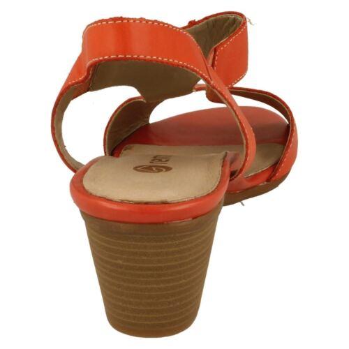 Remonte Dorndorf R9252 Ladies Red Slingback Summer Casual Sandals