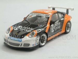 Porsche 911 Gt3 Cup Carrera Asie 2007 Richard 1:43 Minichamps 400076419