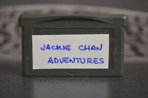 JACKIE-CHAN-ADVENTURES-GAMEBOY-GAME-BOY-ADVANCE-COMBINED-SHIPPING
