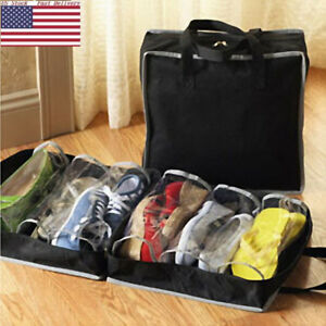 Travel-Bags-Shoes-Storage-Bag-Pouch-Dustproof-Portable-Carrier-Waterproof-Bags