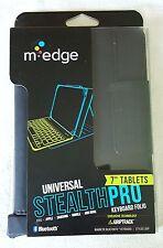 "M-Edge Universal SM Stealth PRO Keyboard (U7-PRO-MF-B), 7"" TABLETS"