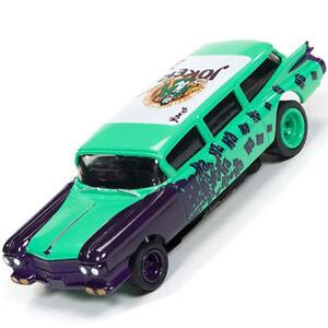 Autoworld Joker 1959 Cadillac Ambulance 4gear R15 Ho Slot