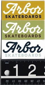ARBOR-COLLECTIVE-STICKER-Arbor-Skateboards-2-75-in-x-1-25-in-Decal