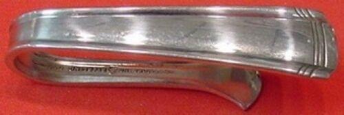 "John /& Priscilla by Westmorland Sterling Silver Napkin Clip Custom 2 1//4/"""
