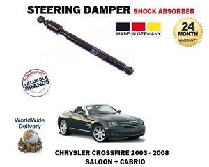 FOR CHRYSLER CROSSFIRE 3.2 SRT 6 2003-2008 NEW STEERING DAMPER SHOCK ABSORBER