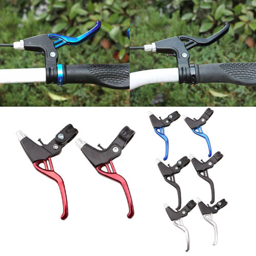 Top Grade Alloy Mountain MTB Road Fixed Gear Bike Bicycle Brake Handle Lever Set