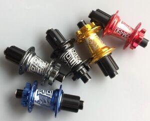 KOOZER Hub 32H MTB Mountain Bike disc brake Hubs Front 100*15 Rear 142*12mm set