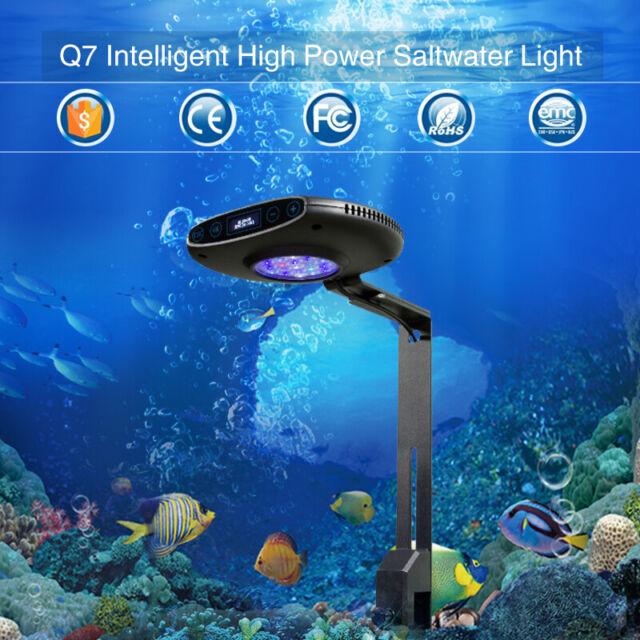 koop online beste prijzen goede pasvorm 8W-78W Marine Aquarium LED Lamp Seawater Coral Reef Fish Tank LED Light  100-240V