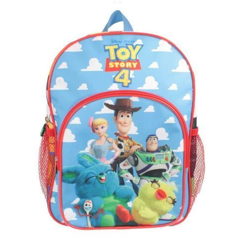 Toy Story Backpack Kids Buzz Woody Disney School Nursery Lunch Book Bag Rucksack