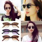 Fashion Women Men Retro Vintage Shades Frame Eyewear Sunglasses Glasses Hot F7