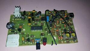 Genie Pro Screw Drive Receiver Remote Board 34375r Used In