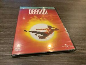 Dragon-DVD-La-Vita-De-Bruce-Lee-Sigillata-Nuova-Sealed