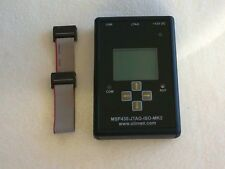 Msp430 Handheld Opto Isolated Jtag Programmerdebugger Usb Lcd