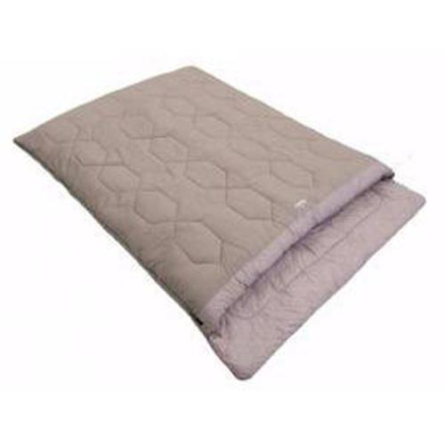 Vango Serenity Double Sleeping Bag - Nutmeg
