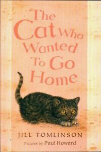 The cat who wanted to go home - Jill Tomlinson - 2823567