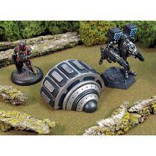 Armorcast BattleTech RoboTech AC2005 1/285th Power Generator 2 Models  Unpainted