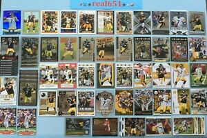 2005-BEN-ROETHLISBERGER-039-d-SP-Base-Lot-x-62-Limited-799-Topps-Steelers-Batch