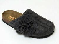 Zune Riddler Sweater Clog Slip-on Gray Sz 6 Med