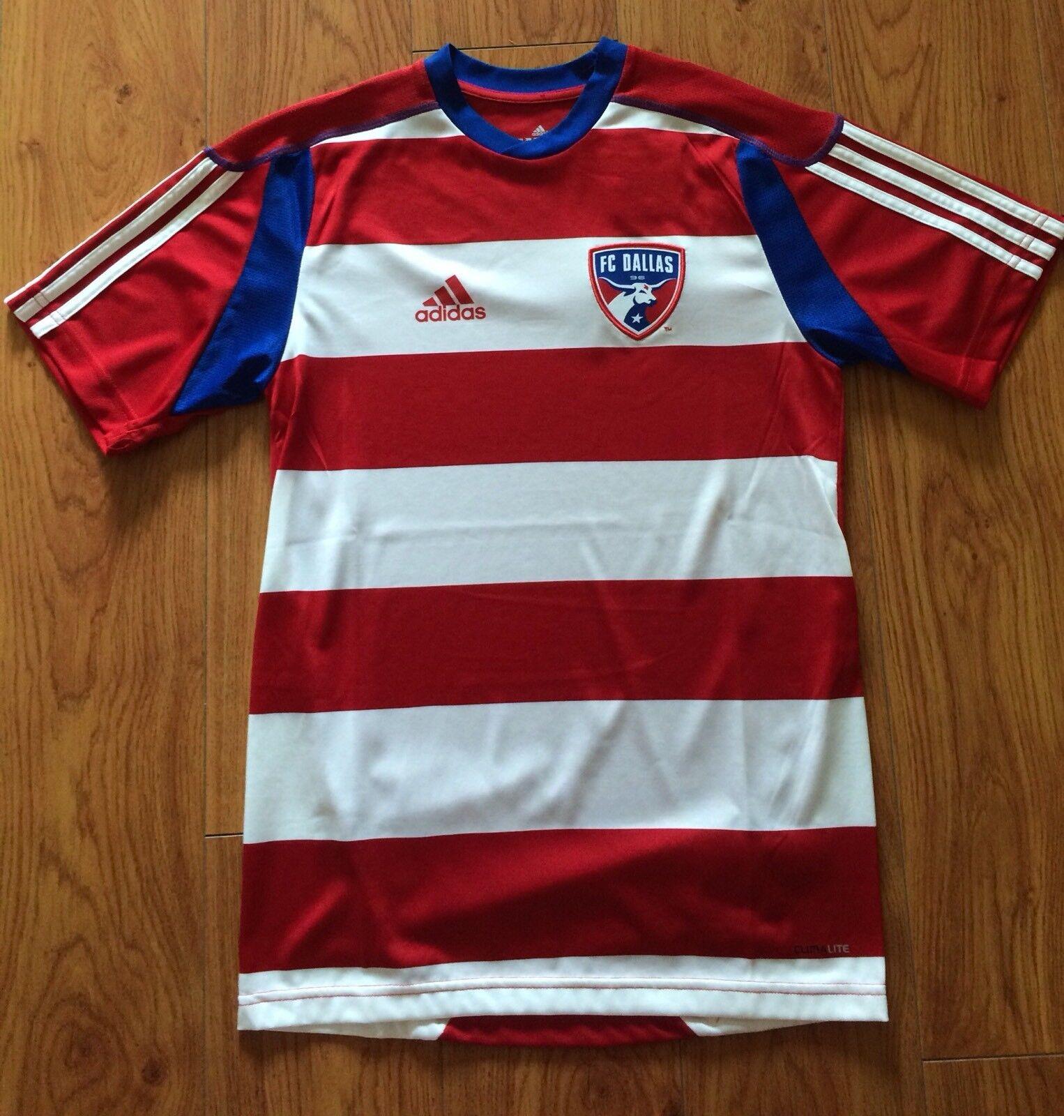 Dallas FC MLS Soccer Jersey New Shirt W Tags