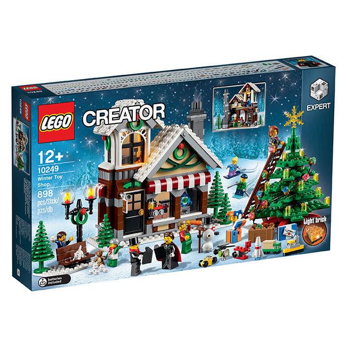 LEGO Creator 10249Weihnachtlicher Spielzeugladen Neu & OVP