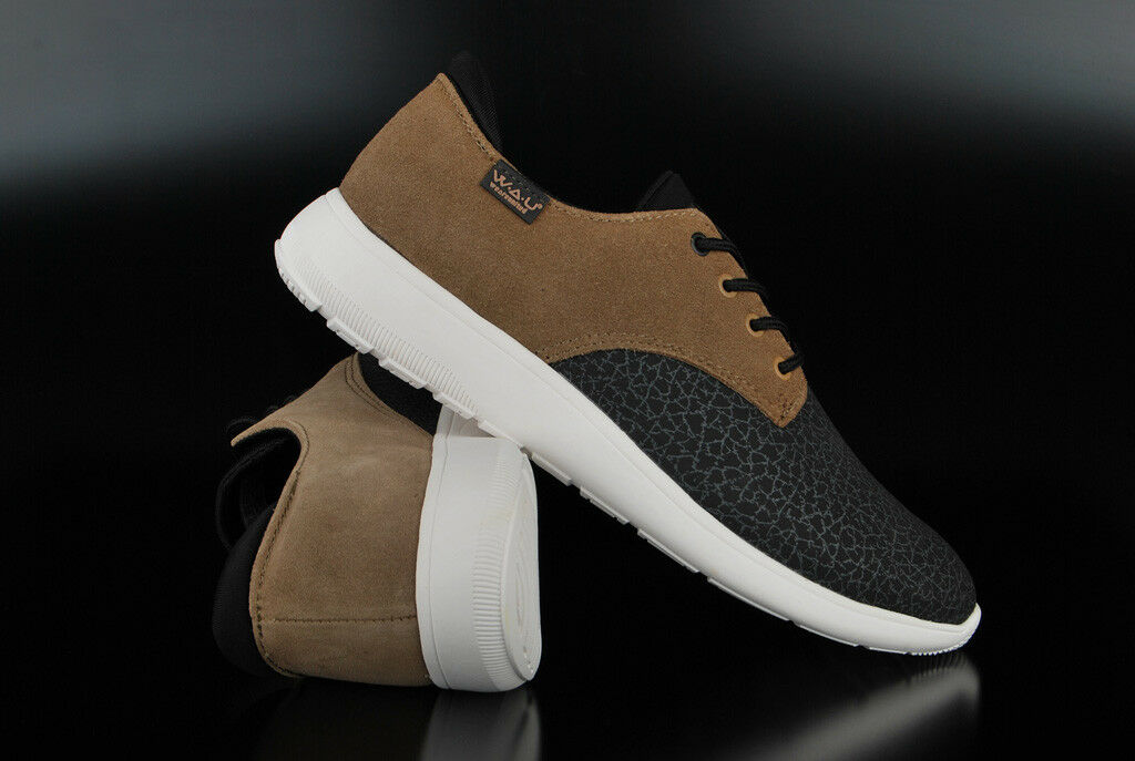 WE ARE UNITED LIGHTWIND SUEDE SAND ROSHE RUNNING SCHUHE Turnschuhe TURNSCHUHE